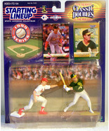 Mark McGwire St Louis Cardinals Starting Lineup Classic Doubles Figures ... - $18.55