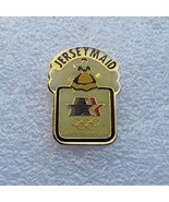 1984 Los Angeles Olympic Games Sponsor Pin - Jerseymaid Dairy Supplier o... - $8.90