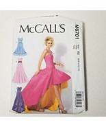 McCalls Sweetheart Neckline Dress Size 6-14 Prom Evening Bridal Pattern ... - $11.65