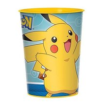 Pokemon Plastic Favor Cup - 1 Cup - $2.23