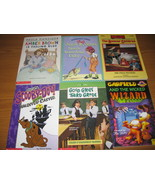 6 Young Adult Children's Books Junie B. Boxcar,... - $8.99