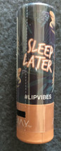 "(2) almay "" Sleep Later"" Lip Vibes Lipstick. New. - $8.25"
