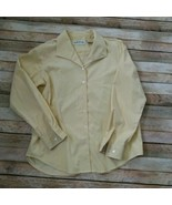 Orvis Women Shirt 100%Cotton Size 12 - $16.09