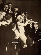 Marilyn Monroe Vintage Double-sided Pin-up poster print image 1