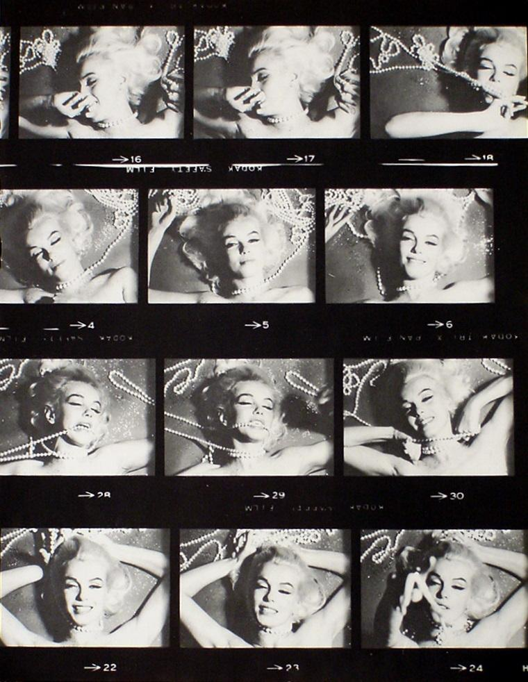 Marilyn Monroe 10X12 Pinup Poster Sexy Film Strip photo image 3