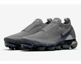 NIKE W AIR VAPORMAX FLYKNIT MOC 2 GUNSMOKE BLACKENED BLUE AJ6599 003 US ... - $178.19