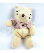 "Walt Disney Winnie the Pooh 8"" Plush Bear Classic Pooh Stuffed Animal Toy - $9.74"