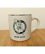 Boston Celtics Souvenir Coffee Mug Cup NBA Basketball Team Lucky the Lep... - $8.96