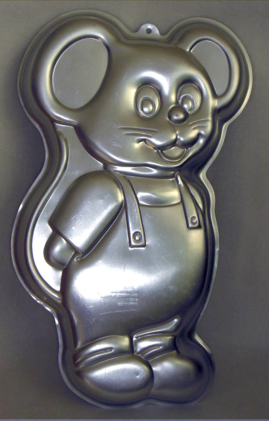 Primary image for Wilton Cake Pan LITTLE MOUSE 2105-2380 1987