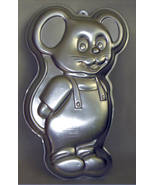 Wilton Cake Pan LITTLE MOUSE 2105-2380 1987 - $10.95