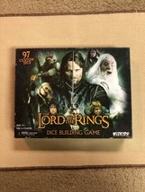 Lord of the Rings Dice Building Game!!! - $37.70