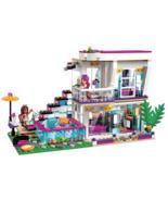 Fenle Livi's Pop Star House Building Blocks (Lego Compatible) - $39.99