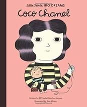 Coco Chanel (Little People, BIG DREAMS) [Hardcover] Sanchez Vegara, Isab... - $6.88