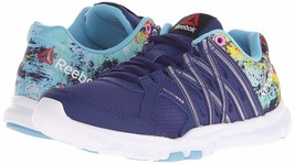 Reebok Women's Yourflex Blue Splash Trainette 8.0L MT Training Running Shoes NIB