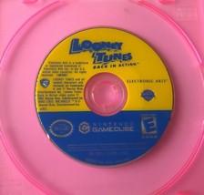 ☆ Looney Tunes Back in Action (Nintendo GameCube 2003) AUTHENTIC Game Di... - $6.25