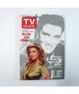 TV GUIDE - Jan 30 - Feb 5, 1988 - Priscilla & Elvis Presley Cover - LA M... - $4.99