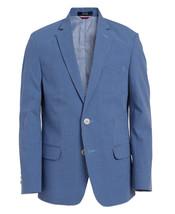 Tommy Hilfiger Big Boys Micro Seersucker Gingham Jacket 10 Size - $49.08