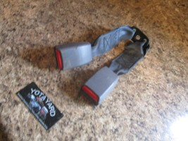 01 02 03 Toyota Prius Gray Rear Left Center Seat Belt Buckles Dual Oem Yota Yard - $54.45