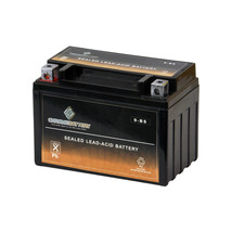 YTX9-BS Motorcycle Battery for CCM All Electric Start Models 600CC 96-'01 - $32.90