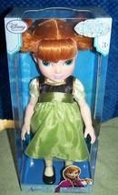 "Disney Frozen Anna Doll 15.5"" New - $26.24"