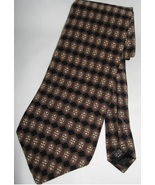 Designer Mens Silk Tie Necktie KENNETH COLE New York - $2.50