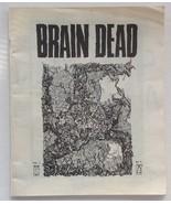 Brain Dead John Bergin Bryan Willette 1987 Vol. 1, No. 4 Comic Magazine - $44.90