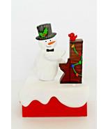 Hallmark: Piano Snowman #2 in Series - Hallamark Many Memories Collection - $14.41
