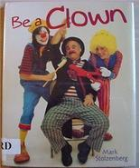 BE A CLOWN ! for circus theater party event Stolzenberg EXCELLENT CONDIT... - $12.99