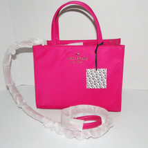 Kate Spade Watson Lane Sweetheart Sam Nylon Satchel 25Th Birthday
