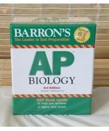 Barron's AP Biology 450 Flash Cards by Goldberg M.S., Deborah T. 3rd Edi... - $19.79