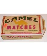 Camel Matchbooks (50) + BONUS - $18.00