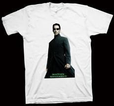 The Matrix Reloaded T-Shirt Andy Wachowski, Lana Wachowski, Laurence Fishburne - $14.99+