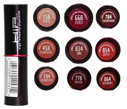 L'OREAL Lipstick MOISTURIZING LIP COLOR High Intensity Pigments HIP *YOU... - $5.20+