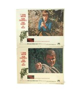 True Grit Movie Lobby Cards # 5 and #8 John Wayne Glen Campbell Kim Darb... - $37.26