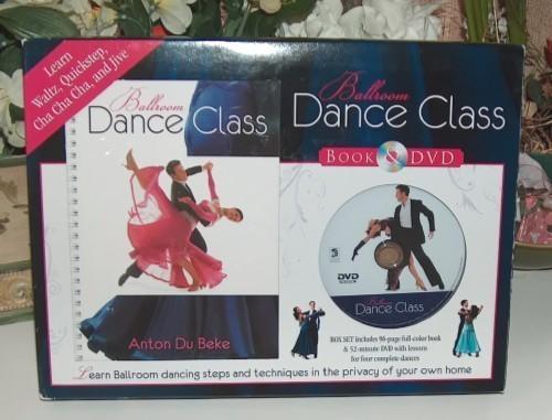 Ballroom Dance Class Kit by Anton Du Beke
