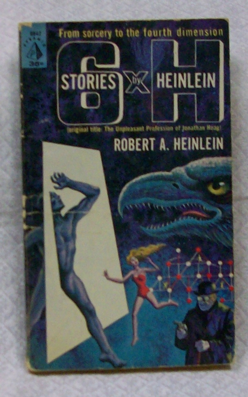 Six Stories by Heinlein