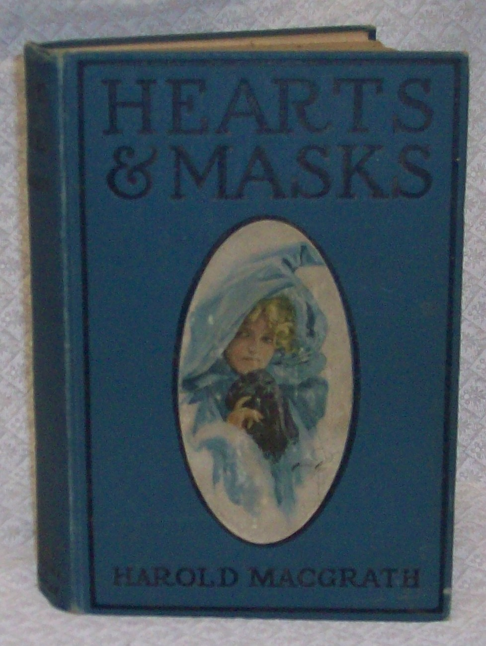 Hearts and Masks McGrath Harold image 1