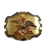 1977 - 81 Raintree Anheuser Busch Belt Buckle 1... - $12.99