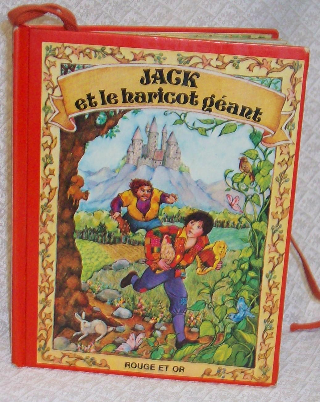Jack et le haricot magique, dvd, pour quel ge adapt