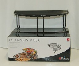 Primo 332 Extension Rack Porcelainized Metal Fits Oval XL image 1