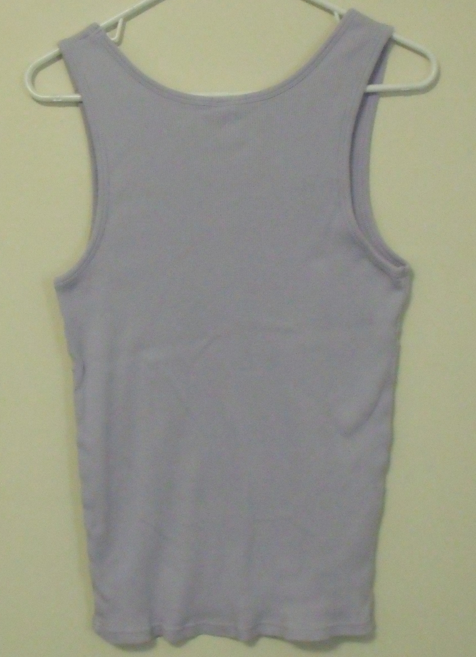 Womens Old Navy Lilac Perfect Fit Tank Top Size XL