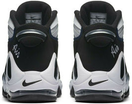 NIKE AIR MAX UPTEMPO 97 WHITE/BLACK SIZE 10.5 NEW FAST SHIPPING (399207-101) image 4