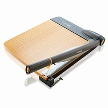 Westcott ACM15106 TrimAir Titanium Wood Guillotine Paper Trimmer with An... - $42.93