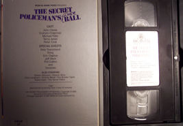 The Secret Policeman's Other Ball (VHS tape, NOT an ex renta image 2
