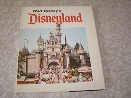 Walt Disney Disneyland Souvenir Book Martin A. Sklar - $22.99