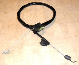 Craftsman, Husqvarna, Poulan mower self propelled drive control cable 40... - $33.08