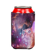 Galaxy Cat All Over Can Cooler - $5.95