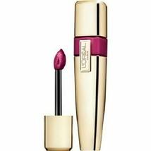 L'Oreal Paris Colour Riche Caresse Wet Shine- #186 Berry Persistent New - $8.90