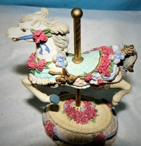 Melodies County Fair Collections Music Box Yesterday Heritage House - $15.07