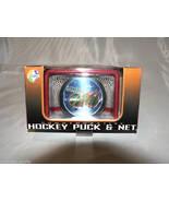 MINNESOTA WILD NHL HOCKEY PUCK & GOAL-NET STAND RARE - $37.48